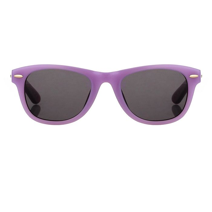"""Luelle - Oval Lilac with Dark Grey Lenses 9L3C10LILAC """"NO RESERVE PRICE"""" Sunglasses"""