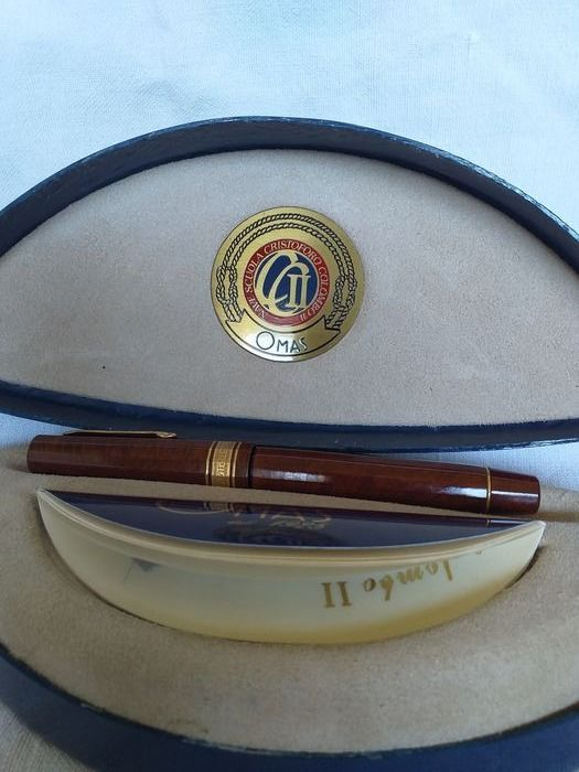 Omas - Limited edition - Colombo 2 Briar