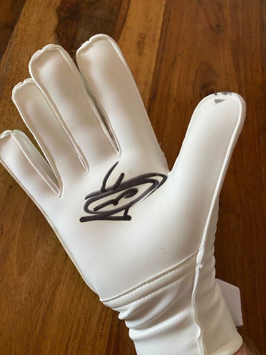 Real Madrid - Spanish Football League - Thibaut Courtois - 2019 - Football, Goal keeper gloves