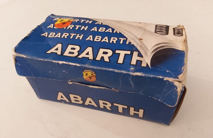 Engine / engine parts - abarth molle 16 molle 124-131-A111 berlina - Abarth - 1960-1970