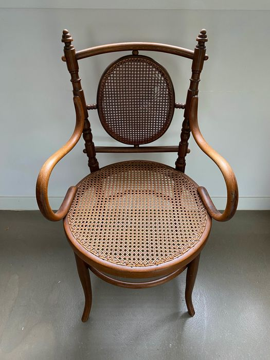 Fischel - Armchair, Chair - Wood