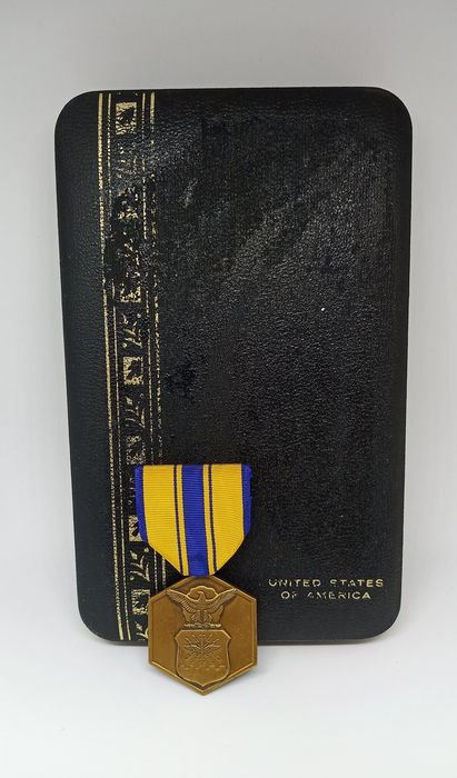 VS - Luchtmacht. - Air Force Commendation Medal - 1970