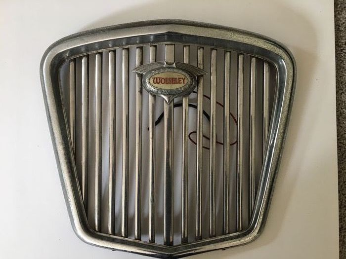 GRIGLIA DI WOLSELEY - Wolseley grill with light up badge