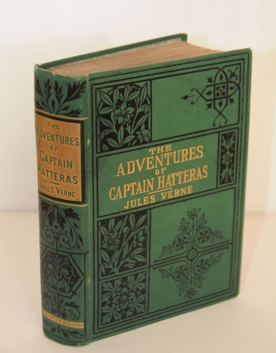 Jules Verne - The Adventures of Captain Hatteras - 1876