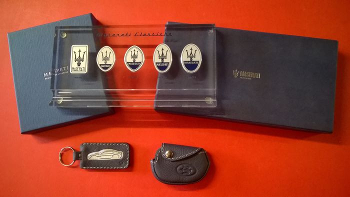 Decorative object - Maserati Classiche / Genuine accessories - Maserati - After 2000