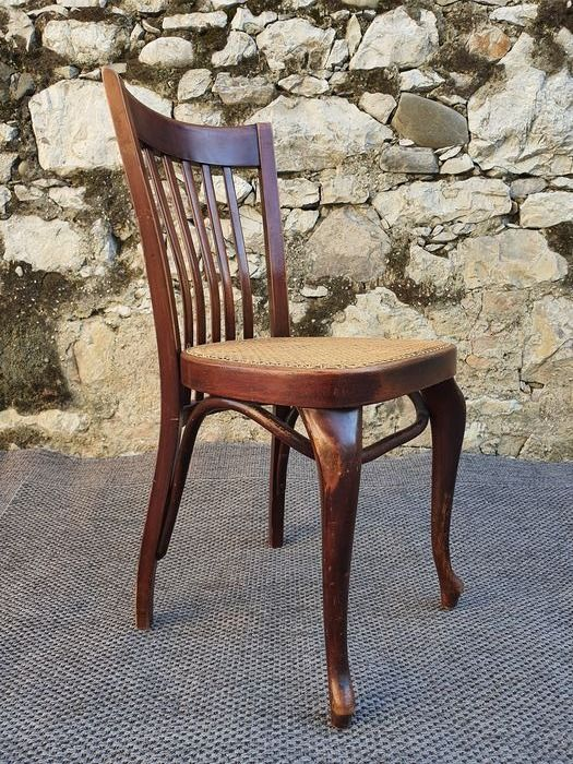 Adolf Loos - Thonet - Thonet chair n.519 for Adolf Loos