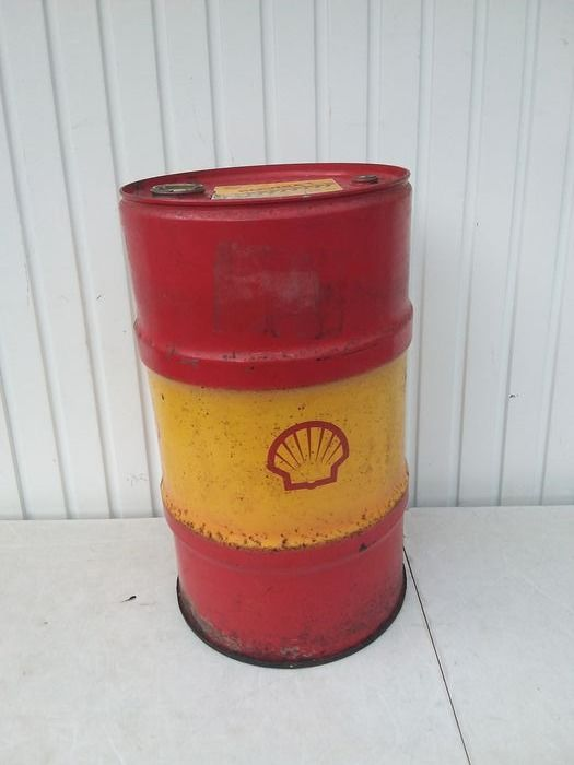 oil barrel - Shell - After 2000
