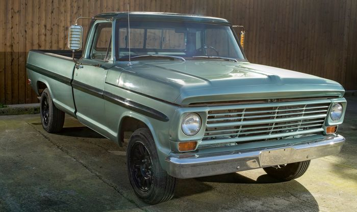 Ford - F100 - 1968