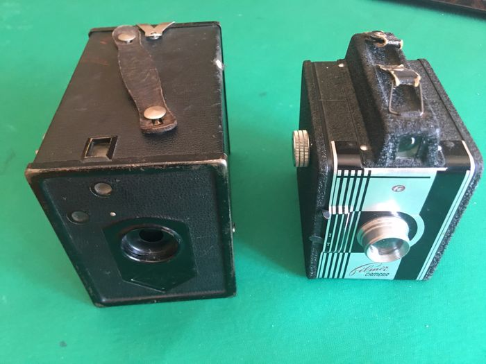 Agfa Box 44 + FT Filmor Camera Box