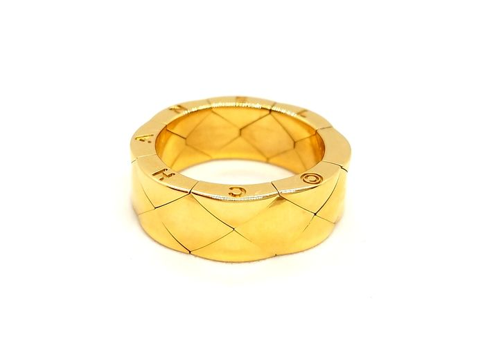 Chanel - 18 kts. Yellow gold - Ring