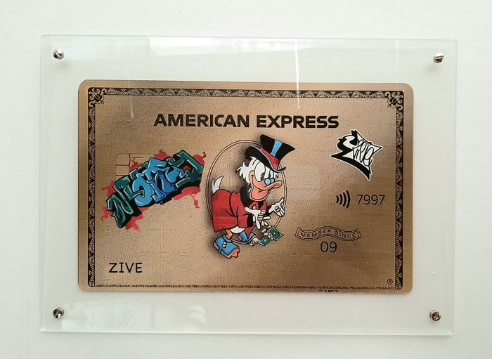 Zive - American Zive Card Gold