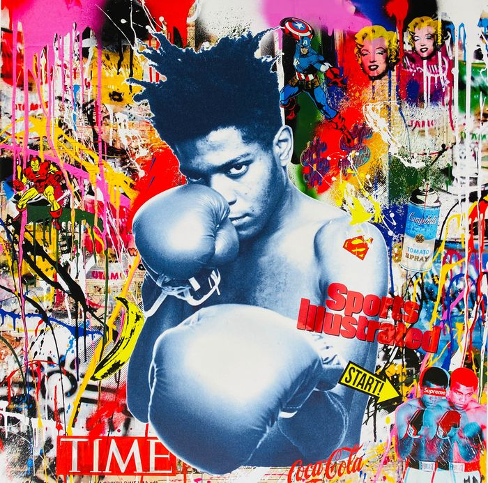 MPC - Basquiat vs Ali