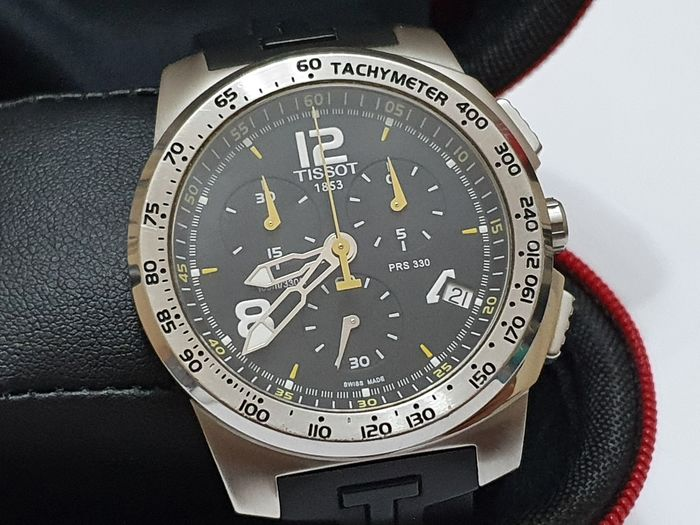 Tissot - Prs 330 Chronograph - T036417A - Heren - 2011-heden