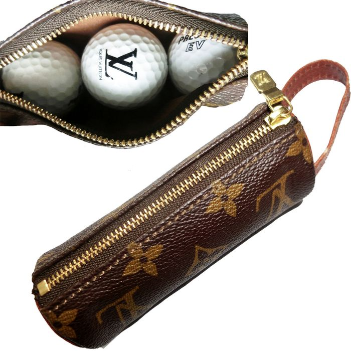 Louis Vuitton GOLFBALL CASE