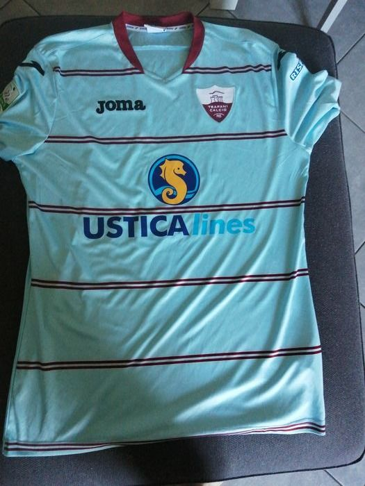 Trapani calcio 1905 - Italian Football League - Sodinha - Jersey
