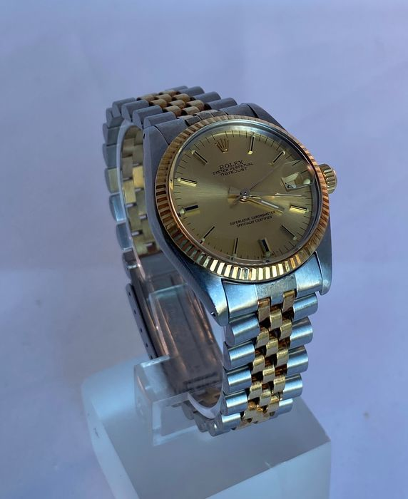 Rolex - Oyster Perpetual Datejust - 6827 - 中性 - 1980-1989