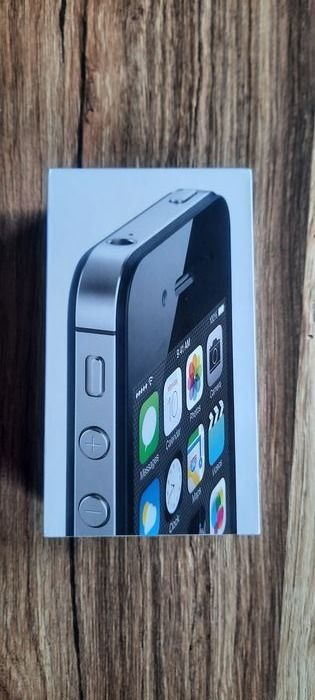 Apple iPhone 4s black - 8GB - Mobile phone