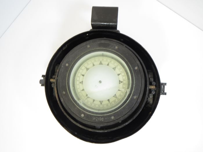 Marine boat compass КТ-М1 (1954)  USSR. (1) - Bronze - First half 20th century