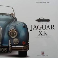 Boeken - Jaguar - XK 120, XK 140 and XK 150 - Jaguar