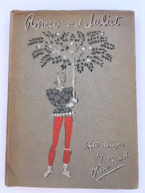 Shakespeare, William - Romeo and Juliet  - With Illustrations by Oliver Messel - 1936