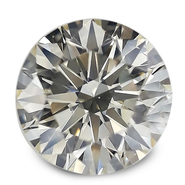 1 pcs Diamond - 1.01 ct - Round - M - SI1