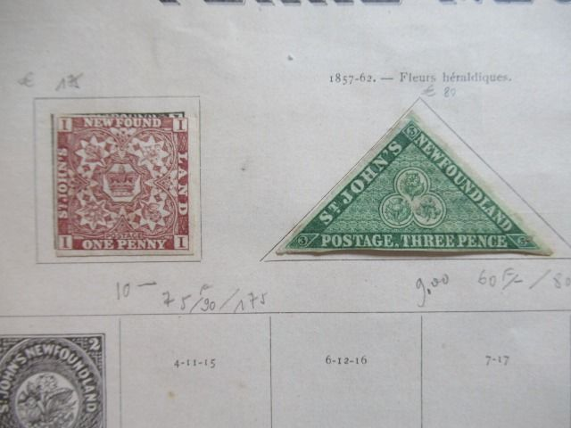 Terranova 1857/1899 - Collection of stamps