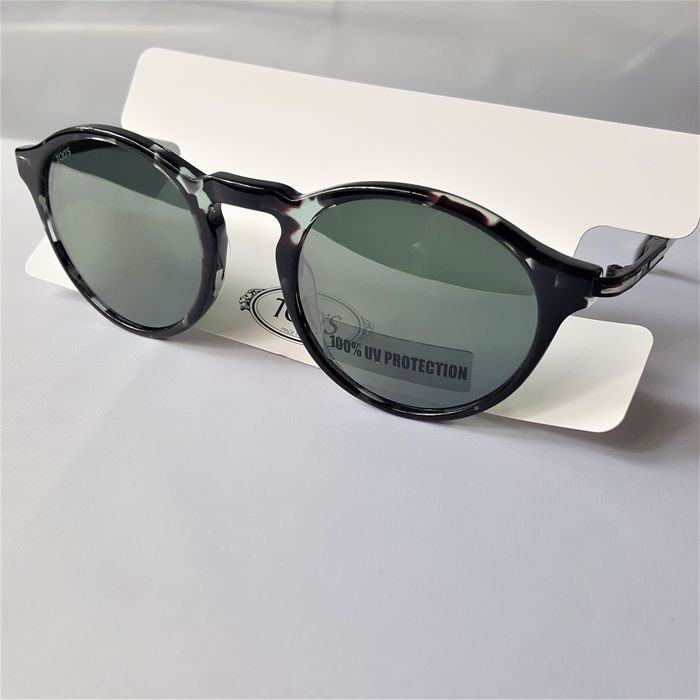 Tod's - Marble Mirrored - 2020 - Made in Italy - New Sunglasses