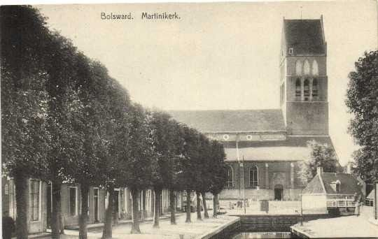 Bolsward - Postcards (Collection of 84) - 1901