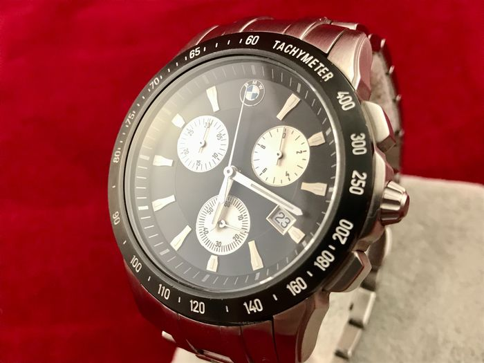 Watch - Chronograph - BMW - After 2000