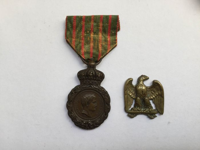 France - Medal, Napoleonic campaigns