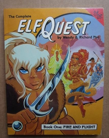 Elfquest - The Complete Elfquest SC - Eerste druk