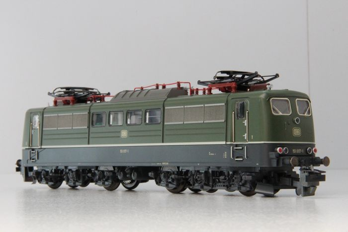 Trix Express H0 - 32263 - Electric locomotive - BR 151 - DB