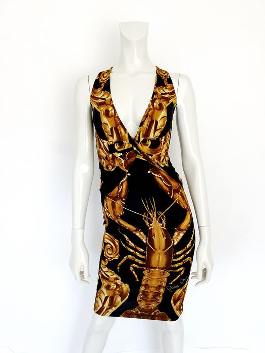 """Philipp Plein - Jersey Dress """"Sissi"""" - New with Tags - Size: S"""