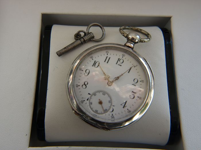 Chopard - LUC - Silver  pocket watch  NO RESERVE PRICE - 72784 - Homem - 1901-1949