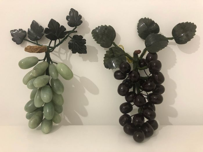Grapes - Marble - Second half 20th century