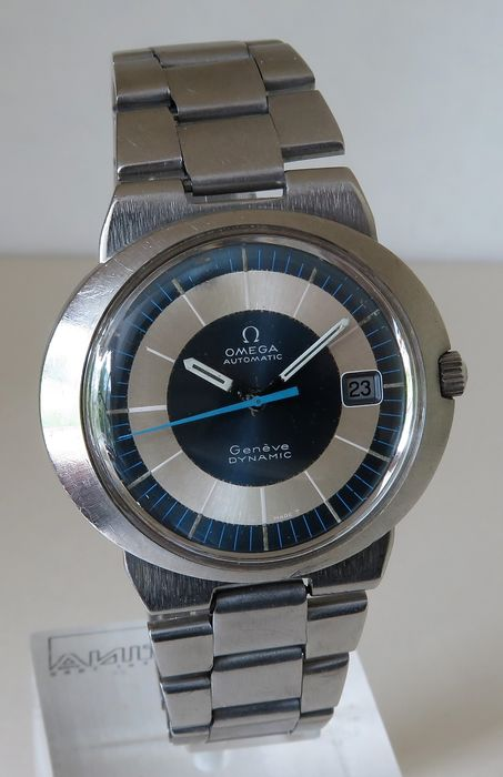 Omega - Geneve Dynamic Automatic - Men - 1960-1969