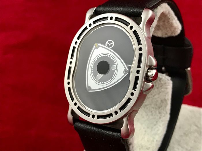 Watch - Rotary wankelmotor Limited Edition - Mazda - After 2000