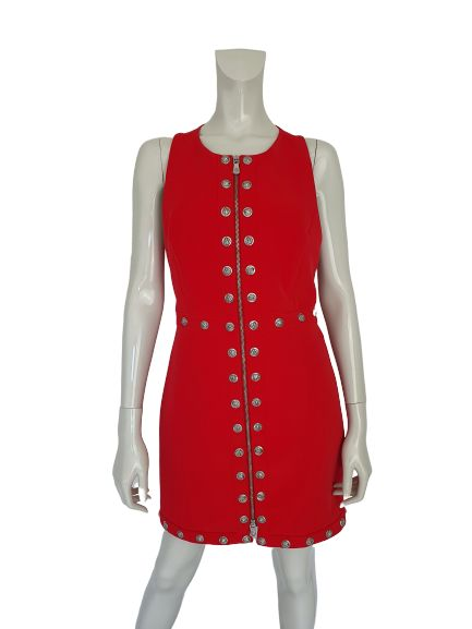 Versus By Versace - Fitted Summer Dress - New with tags - Size: EU 40 (IT 44 - ES/FR 40 - DE/NL 38)