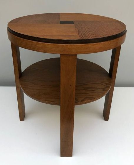Side table, Corner table - Wood
