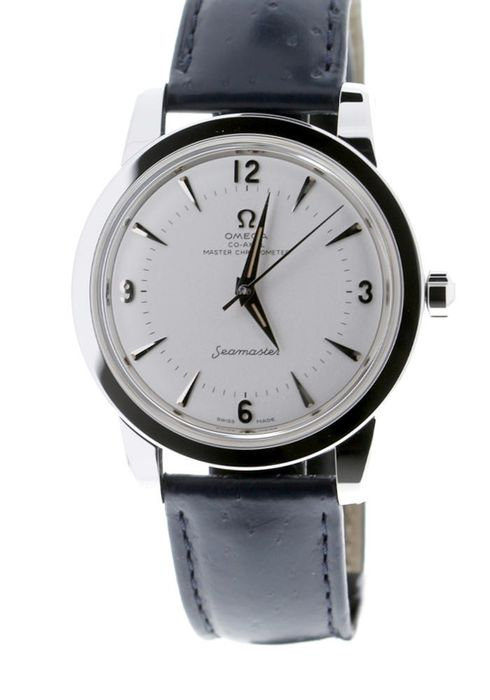 Omega - Seamaster 1948 Steel 38mm Co-Axial Limited Edition - 511.13.38.20.02.001 - Unisex - 2020