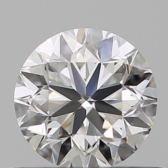 1 pcs Diamond - 0.50 ct - Brilliant - E - VVS2, ***no reserve***