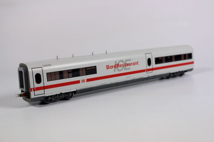 "Märklin H0 - 43790 - Passenger carriage - ""ICE-2"" ""Bordrestaurant"" intermediate car - DB"