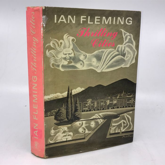 Ian Fleming - Thrilling Cities - 1963