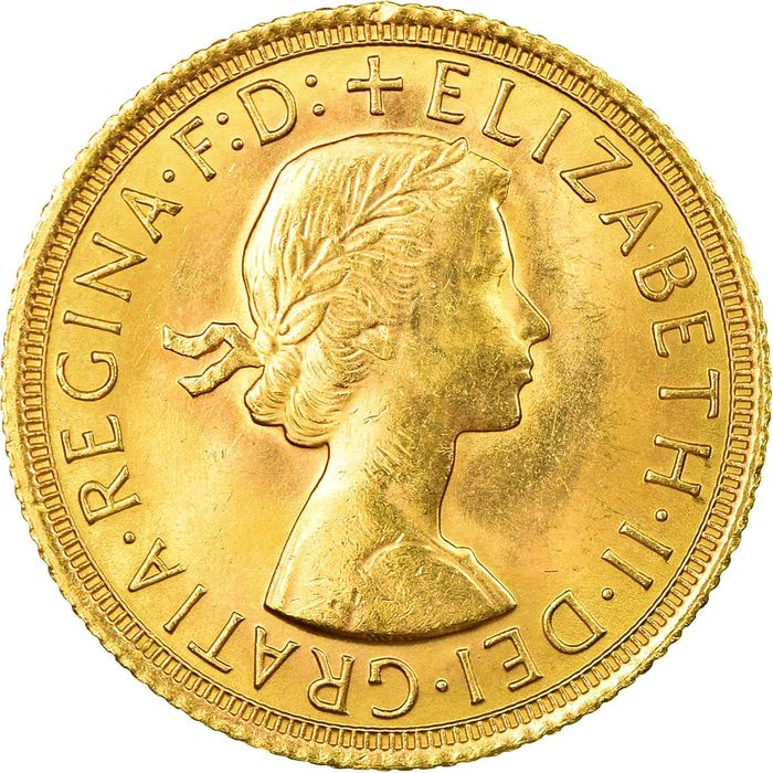 Great Britain - Sovereign 1966 - Gold