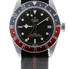 "Tudor - Black Bay GMT ""Pepsi"" Steel Nato - 79830RB - Unisex - 2019"
