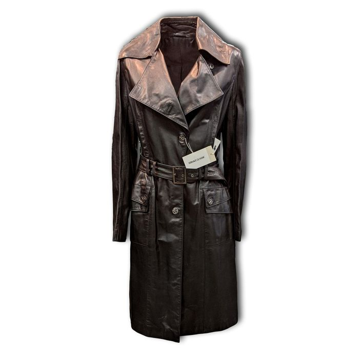 Versace Collection - Trench coat - Size: EU 40 (IT 44 - ES/FR 40 - DE/NL 38)