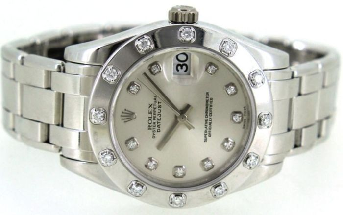Rolex - Lady-Datejust Pearlmaster - 81319 - Dames - 2000-2010