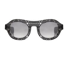 "David David - Oval Solid Black Transparent Black With Dark Grey Lenses Category 3 ""NO RESERVE PRICE"" Sunglasses"