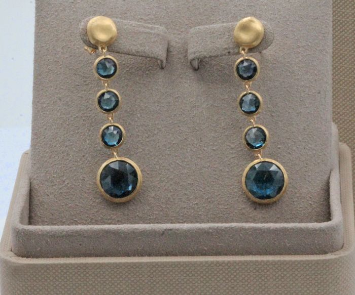 Marco Bicego - 18 kt. Yellow gold - Earrings