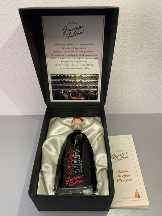 """Ghirlandina Serie 12"" Cattani - Balsamic vinegar - 1 - 100ml"
